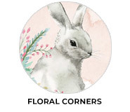 Floral Corners Personalised Easter Chocolates