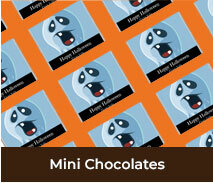 Halloween Mini Chocolates