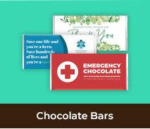 International Nurses Day Chocolate Bars
