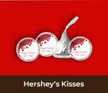 Valentines Day Hersheys Kisses
