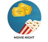 Movie Night Personalised Birthday Party Favours