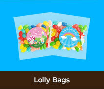 Birthday Lolly Bags For Kids Parties