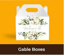 Gable Boxes For Adult Birthday Parties