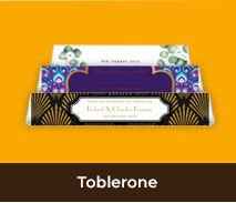 Personalised Toblerone For Adult Birthdays