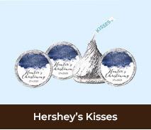 Hersheys Kisses For Christenings And Baptisms