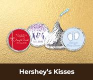 Personalised Hershey's Kisses