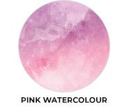 Pink  Watercolour Theme Wedding Favours