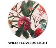 Wild Flowers Light Wedding Favours