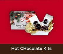 Personalised Christmas Hot Chocolate Kit