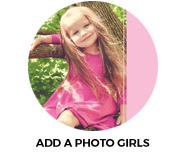 Add A Photo Girls Birthday Party Favours