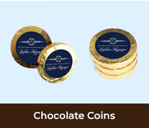 Gold Chocolate Coins For First Holy Communion