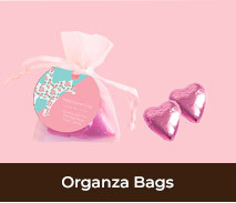 Personalised Organza Bags For Spring Racing