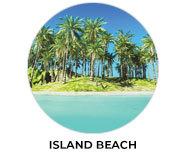 Island Beach Wedding Theme Favours