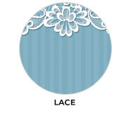 Lace Wedding Theme Favours