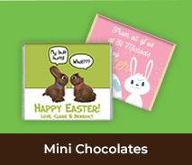 Easter Mini Chocolates