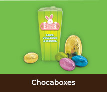 Easter Chocaboxes
