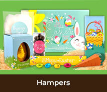 Personalised Easter Hampers