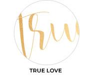 True Love Theme Wedding Favours
