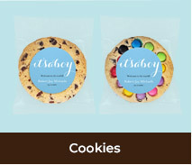 Personalised Cookies For Birth Announcements