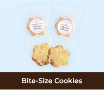Bite-Size Cookies For Christenings And Baptisms