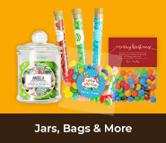 Jars, Bags And More
