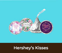 Thank You Hershey's Kisses