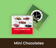 Father's Day Mini Chocolates