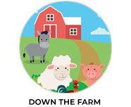 Down The Farm Theme Birthday Favours