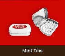 Valentine's Day Mint Tins
