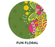 Fun Floral Easter Chocolates