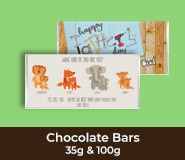 Father's Day Chocolate Bars