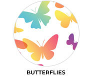 Butterflies Theme Birthday Favours