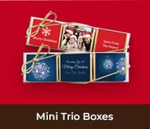 Christmas Mini Trio Boxes