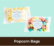 Personalised Popcorn For Confirmations