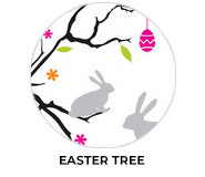 Easter Tree Personalised Easter Chocolates
