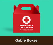 Personalised Gable Boxes For Nurses Day