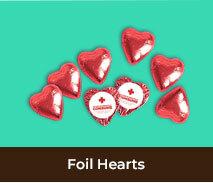 International Nurses Day Chocolate Hearts