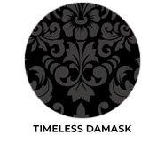 Timeless Damask Wedding Theme Favours