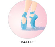 Ballet Shoes Birthday Party Favours
