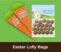 Easter Lolly Bags