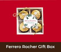 Christmas Ferrero Rocher Gift Boxes