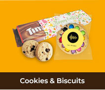 Promotional Cookies And Biscuits