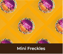 Personalised Birthday Party Mini Freckles