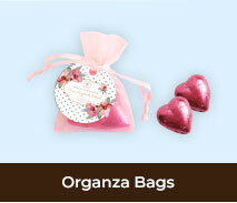 Custom Organza Bags For Christenings And Baptisms