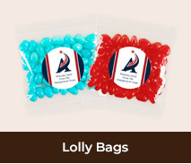 Personalised Welcome Back Lolly Bags