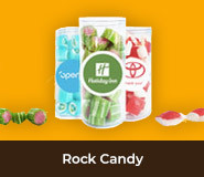 Personalised Rock Candy