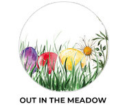 Out In The Meadow Easter Chocolate Theme