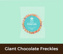 School Giant Chocolate Freckles