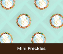 Personalised Confirmation Mini Freckles