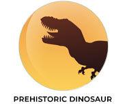 Prehistoric Dinosaur Theme Custom Birthday Favours
